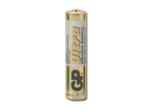 BATTERY AAA alkalická